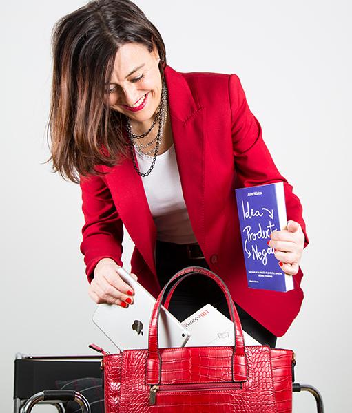 mentora de mujeres emprendedoras