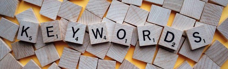 5 pasos para construir tu primera lista de palabras clave